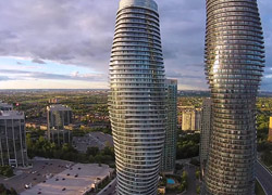 Mississauga city centre homes
